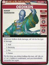 Pathfinder Adventure Card Game - 1x Ordikon - Sins of the Saviors