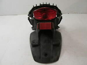 2006-06-HYOSUNG-GT650-GT-650-COMET-TAILLIGHT-TAIL-LIGHT-REAR-FENDER-TAIL