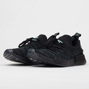 Adidas-nmd-r1-STLT-Parley-PK-US-7-5-EUR-40-2-3-Men-Black-aq0943