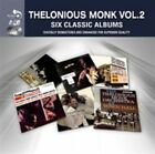 6 Classic Albums 2 (box) 5036408136220 by Thelonious Monk CD