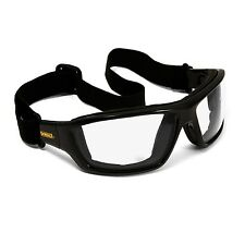 SAFETY GLASSES GOGGLES DEWALT CONVERTER SAFETY GOGGLE CLEAR LENS DPG83-11D