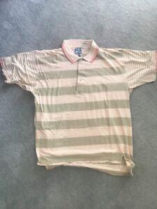 Ellesse Shirt Vintage Ellesse Casual Shirt Ellesse Vintage Polo Shirt Mens Size S