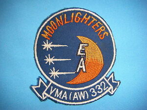 VIETNAM-WAR-PATCH-USMC-MARINE-ATTACK-SQUADRON-AW-332-MOONLIGHTERS