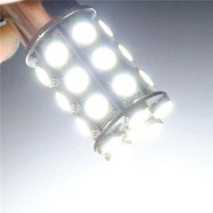 2-stuecke-12-V-LED-1157-Weiss-BAY15D-P21-5-Watt-27SMD-5050-Auto-Schwanz-BremslWR