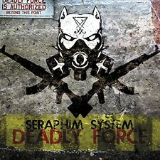 SERAPHIM SYSTEM Deadly Force CD Digipack 2015