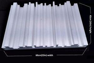 2-PCS-WDS-Sound-Acoustic-Diffuser-Diffusor-Panel-Absorption-Treatment