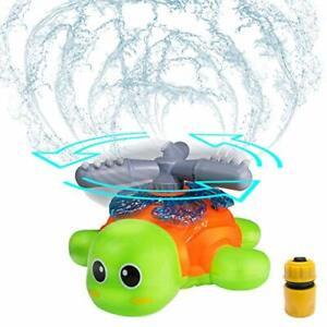 FOSUBOO Outdoor Garden Toys-Water Spray Sprinkler, Sprinkler Water Toy