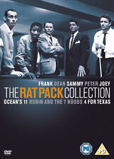 DVD:THE RAT PACK COLLECTION - NEW Region 2 UK