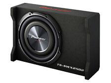 "Pioneer TS-SWX2502 10"" Preloaded Shallow Mount Enclosure Box New TSSWX2502"