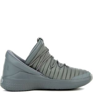 6f15fd2c1d38 New Youth Jordan Flight Luxe GS Shoes (919716-003) Cool Grey Cool ...