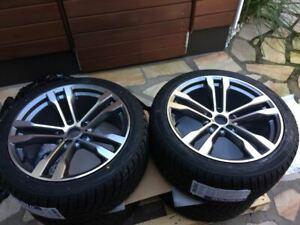 20-Pouces-Roues-Completes-pour-BMW-X5-X6-E70-F15-F16-468-Pneus-275-40-315-35