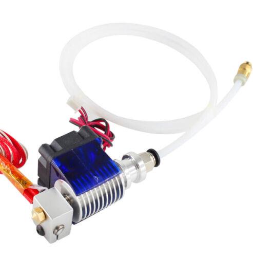 3D Printer Part V6 J-head Extruder Hot End For 1.75mm Filament 0.4mm Nozzle 40w