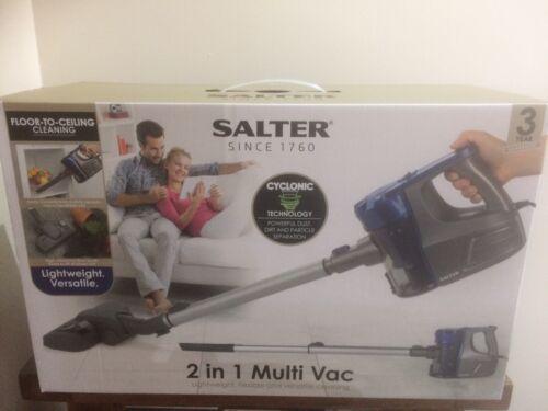 Salter 2-In-1 Corded Multi Vacuum Voltage 220-240V Lightweight & Versatile New