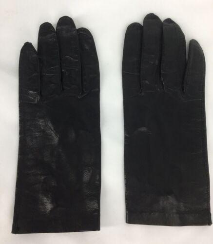 Macys Marchioness Washable Leather Black Vintage G