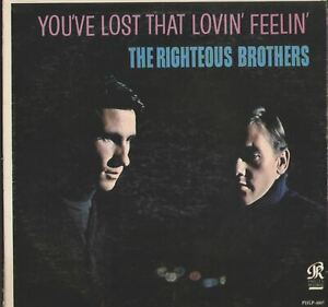 The-Righteous-Brothers-You-039-ve-Lost-That-Lovin-039-Feelin-039-Vinyl-LP-Record-Album