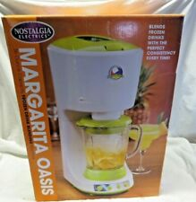 Brand New Nostalgia Margarita Oasis Frozen Drink Machine Mos 400