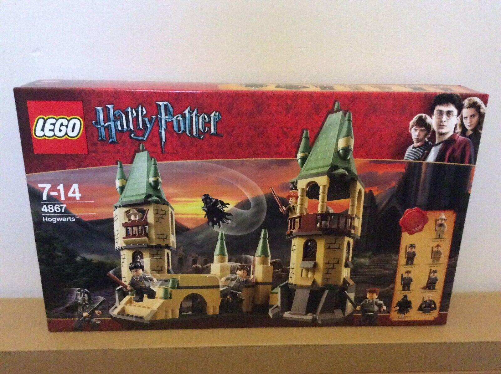 Lego HARRY POTTER Hogwarts - BRAND NEW & SEALED SEALED SEALED 1a7c46