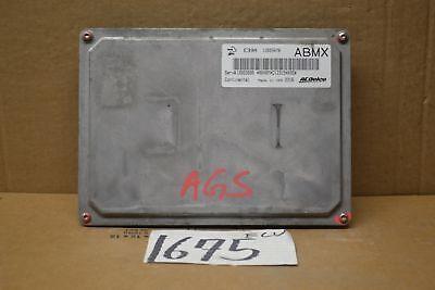 13 14 15 MALIBU 12653998 COMPUTER BRAIN ENGINE CONTROL ECU ECM EBX MODULE L1277