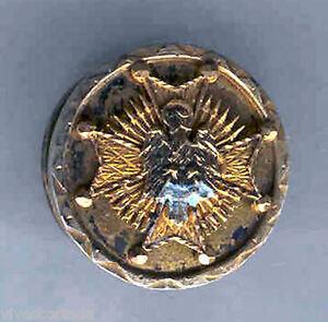 Espana-Medalla-militar-Condecoracion-Orden-Cisneros-1936-a-75-Pin-solapa-n-458