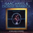 A Man and a Woman by Dionne Warwick/Isaac Hayes (CD, May-2012, Soul Music (UK R&B))