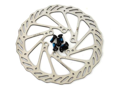 Genuine AVID G3CS 140//160//185//203mm MTB Bike Disc Brake Rotor w// 6 Bolts