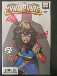 CHAMPIONS-3a-lgy-30-2019-Marvel-Comics-VF-NM-Comic-Book