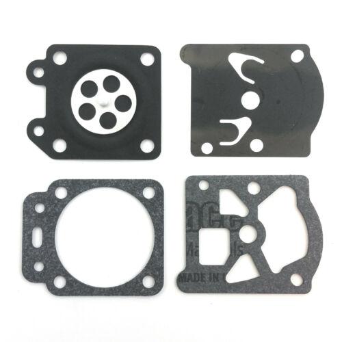 #538229191, #94775 Carburetor Gasket /& Diaphragm Kit for McCULLOCH Models 4pcs