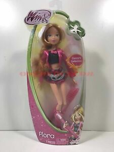 Winx Club Doll Concert Collection Flora 115 Inch Brand New Retired