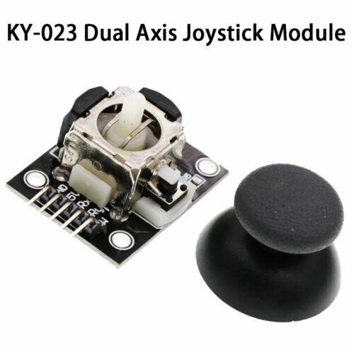 Arduino Raspberry PI JoyStick-Modul XY 5V PS2-Doppelachsen-Controller KY-023 DE