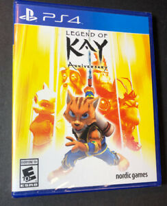 Legend of Kay Anniversary (PS4) NEW