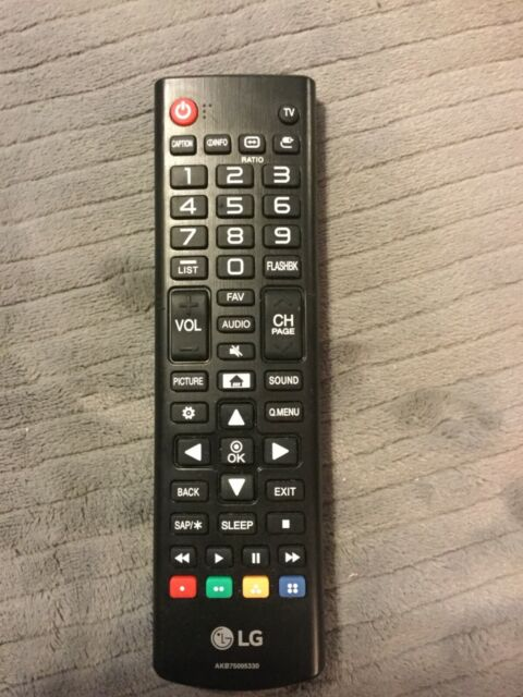 New Factory Original LG Remote Control AGF76631012 AKB73975711