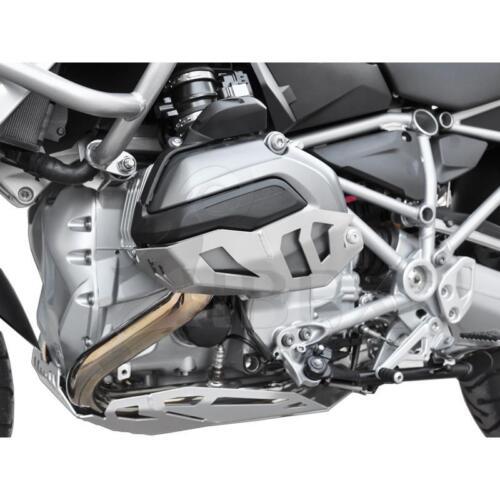 BMW R 1200 GS BJ 2013-18 R1200 BJ 2015-18 Zylinderschutz Zylinder-Schutz Silber