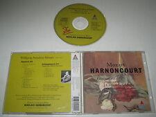 MOZART/REQUIEM/CORONATION MASS/CONCERTUS MUSICUS WIEN/HARNONCOURT(TELDEC) CD