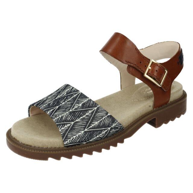 20b5652b21a0 Women s Clarks FERNI Fame Sandals in Brown UK 3   EU 35 1 2 for sale ...
