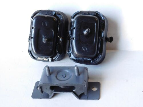 2003-2011 LINCOLN TOWN CAR BOTH LEFT /& RIGHT MOTOR /& TRANSMISSION MOUNT 3PC NEW