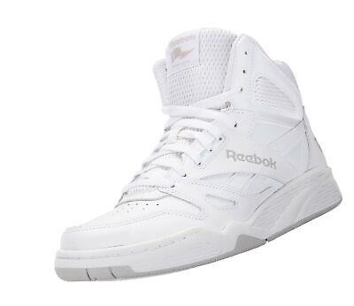 137295efd2f2 Details about Reebok Men's ROYAL BB4500H XW Fashion Sneaker 10.5 X-Wide  White/Steel