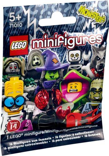 LEGO 71010 Minifigures Series 14 NEW SEALED PACKET GARGOYLE