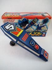 '87 Bandai Japan Sentai Maskman Blue Tonfa NMIB Pre Power Rangers Morpher RARE