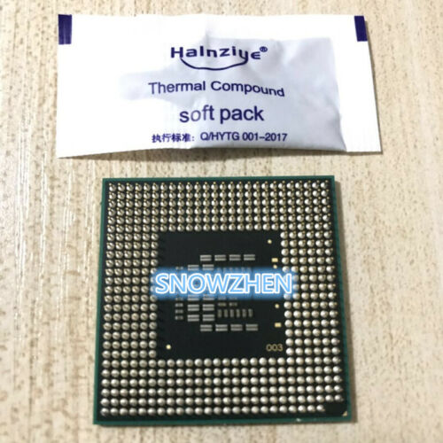 Intel Core 2 Duo P8400 CPU 2.26G 3M 1066MHz PGA SLB3R//SLGFC Laptop processor