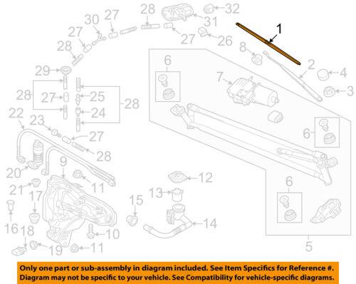 informafutbol.com Parts & Accessories Windshield Wiper Blades VW ...