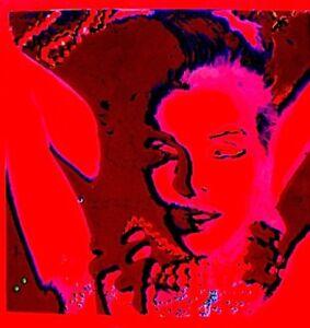 Marilyn-Monroe-1968-Bert-Stern-Silkscreen-Serigraph-Art-Last-Sitting-VTG-COA-5A