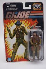 Hasbro Gi Joe 2008 25th Anniversary Foil Wild Bill V11 Action Figure MOSC