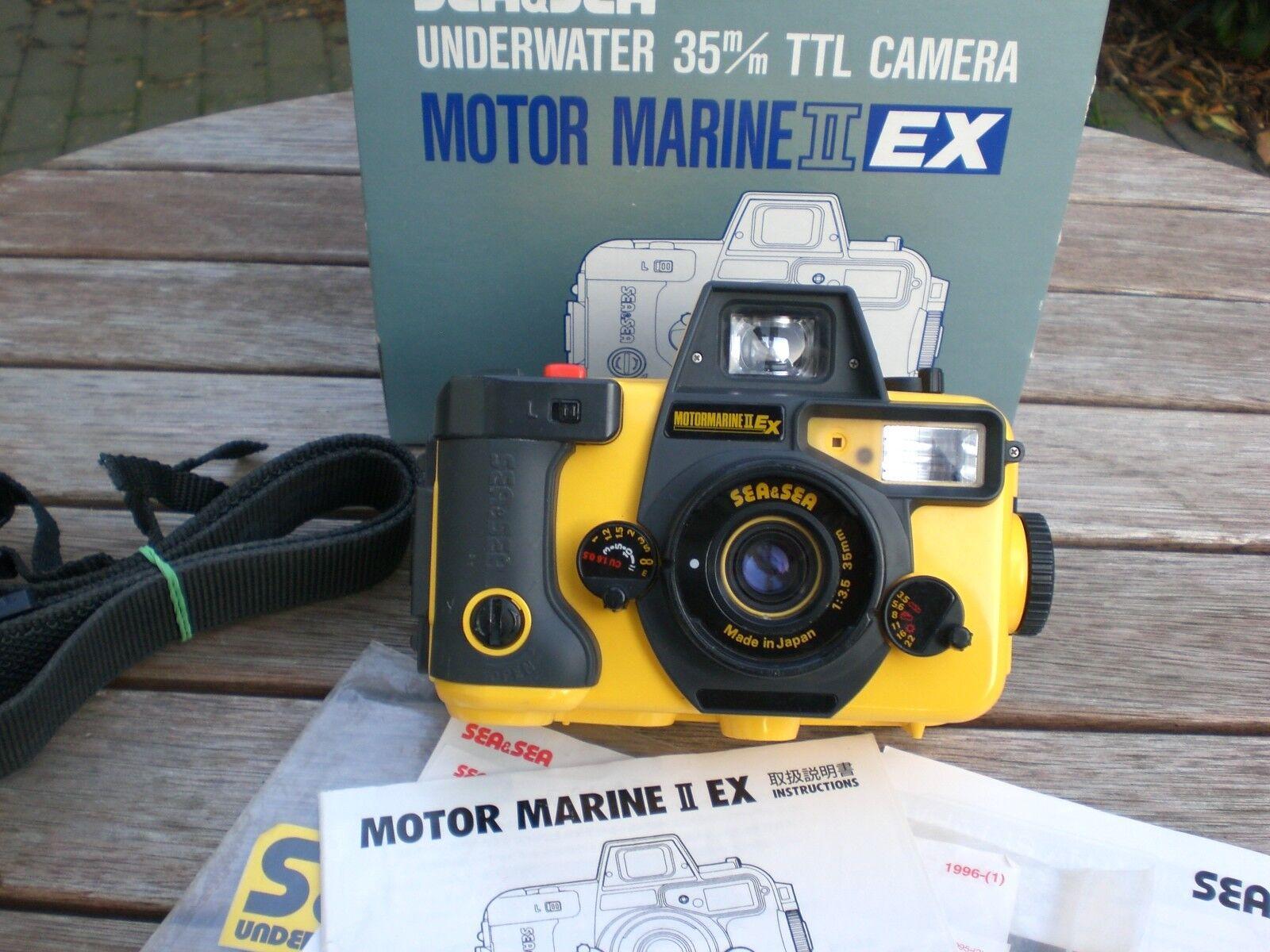 Sea & Sea Kamera MM II EX