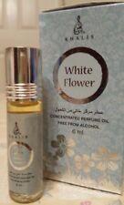 Weiße Blume 6ml Von Khalis Jasmin Lilie Rose Moschus Parfümöl