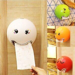 Das Bild Wird Geladen Emoji Kugel Toilettenpapier WC Papierhalter Rollenhalter Klopapierhalter Neu