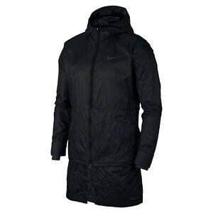 836dc849eb4a0d Nike Run Division Drop Hem Hooded Men s Running Jacket 929814 Large ...