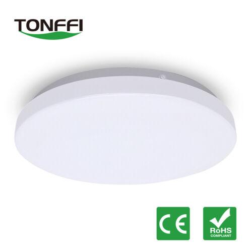20W LED Rund Deckenleuchte Badleuchte Deckenlampe für Wohnzimmer Küche Flur