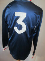 Scotland Schools FA Match Worn Youth Side 1985 Football Shirt inc COA /9682