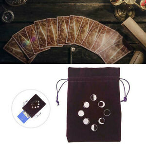 1pc-Tarot-Cards-Bag-Drawstring-Pouch-Moon-Phase-Runes-Velvet-Satin-Handmade