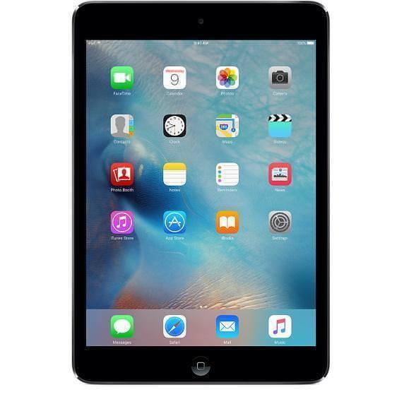 """Apple iPad mini 1st Generation Wi-Fi+4G Cellular (Unlocked) 7.9""""  64GB - Black"""